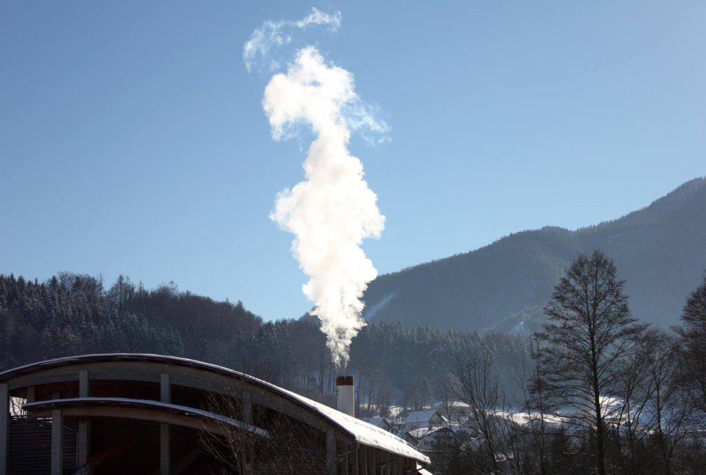 Abnahme von Rauchfängen und Feuerstätten